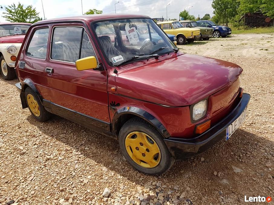Nowość FIAT 126p Biała Podlaska HI78