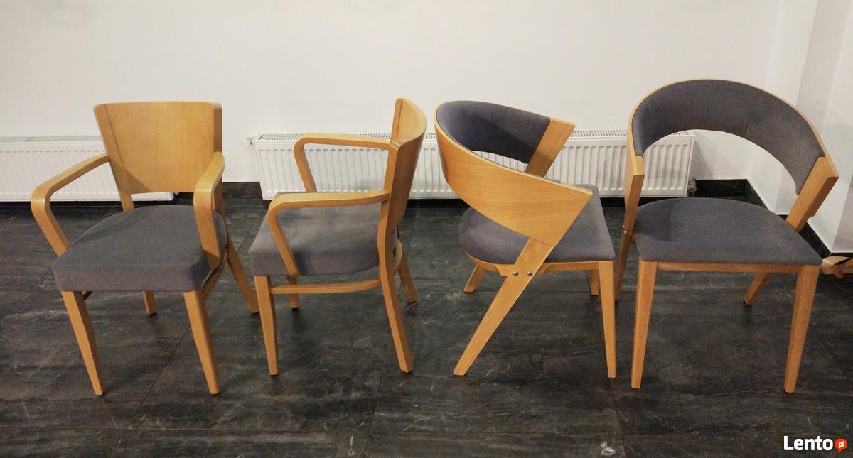 Zaawansowane Krzesła do Restauracji Kawiarni Biura Domu FAMEG Jakość Katowice DC69
