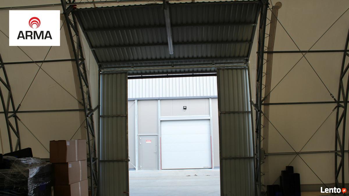 Wiata Zadaszenie Garaż Hala Tunelowa 8x24