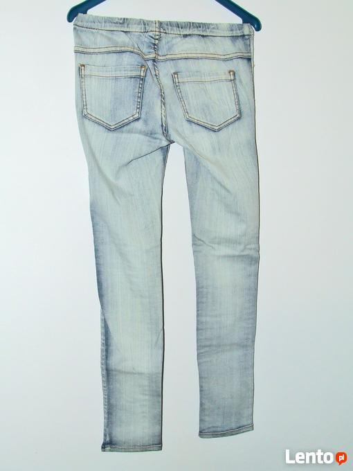 439c0e4785 ... 4 Damskie spodnie na gumce jeans XS   S - wysyłka 10zł - 5 ...