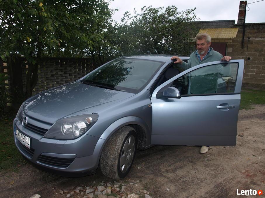 Archiwalne Sprzedam Samochód Opel Astra 3-diesel Łódź