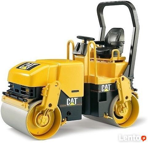 26a148caa0002 Model 1 16 walec do asfaltu Caterpillar zabawka dla dzieci Brzesko