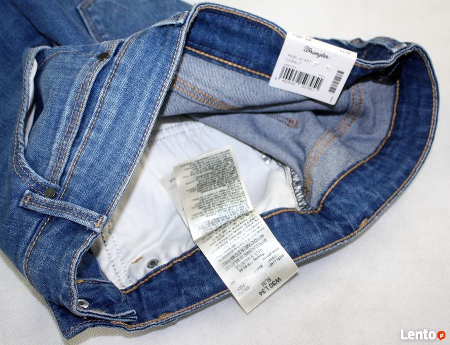 Sprzedaż hurtowa jeansy Wrangler Mustang Lee Guess Tommy 60