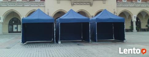 Niewiarygodnie Namiot Handlowy 2X3 Namioty expresowe handlowe PAWILON Kraków QH44