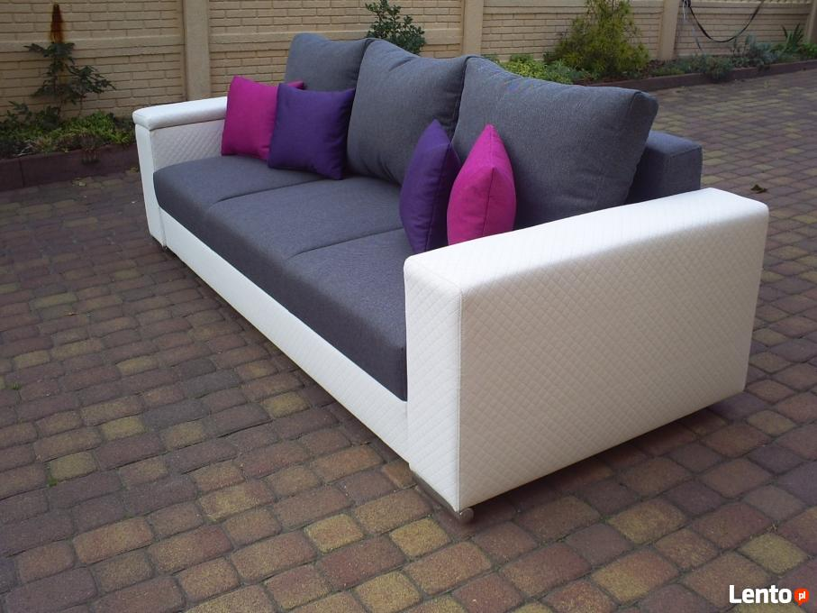 kanapa sofa spr yny bonell 150 cm szerokie spanie. Black Bedroom Furniture Sets. Home Design Ideas