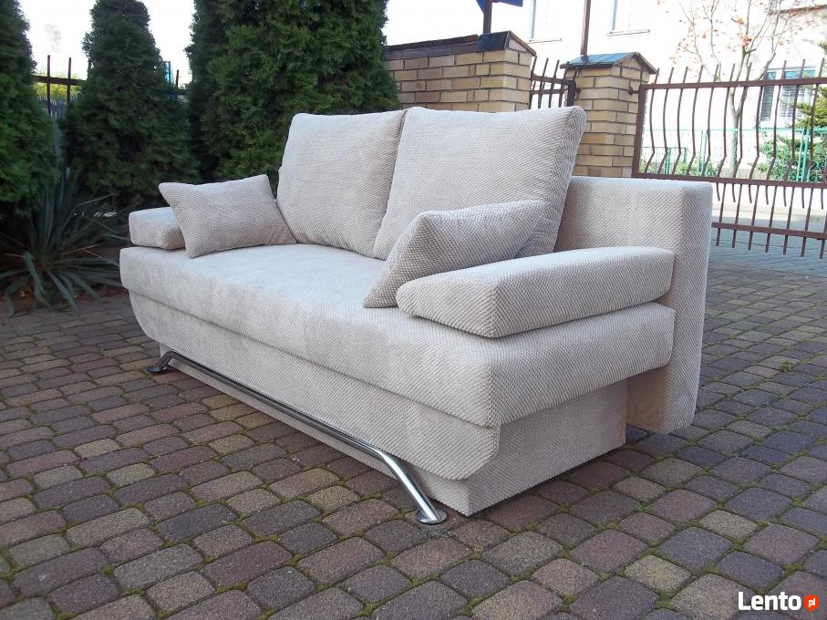 kanapa sofa wygodne rozk adanie 150 cm szerokie spanie swarz dz. Black Bedroom Furniture Sets. Home Design Ideas