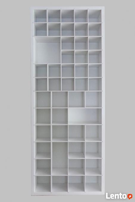 Znane Gablota drewniana kolekcjonerska / półka na modele QG-86