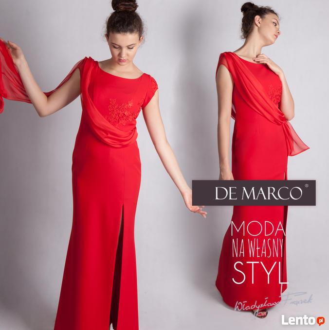 5357413e85 Sukienki De Marco dla mamy wesela