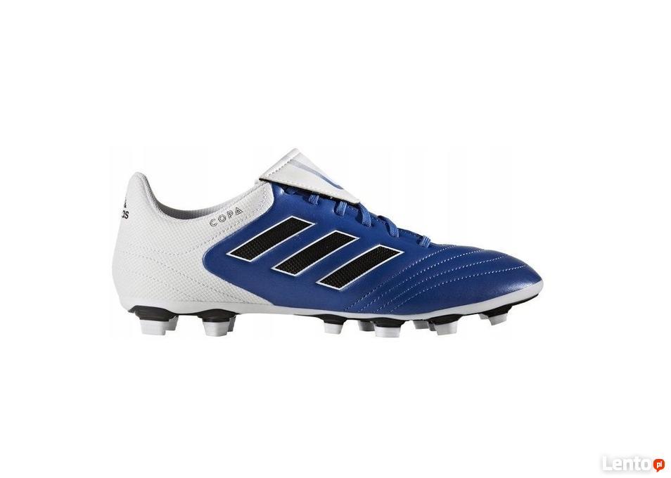 Archiwalne Buty piłkarskie Adidas Copa 17.4 FXG BA8525 r 44