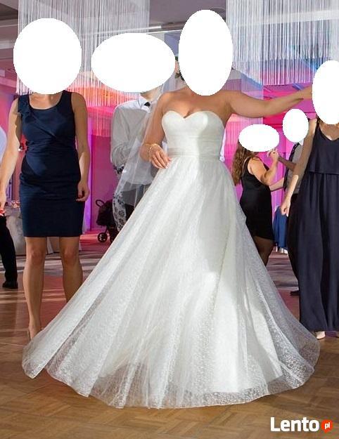 Suknia ślubna Koronka Toruń