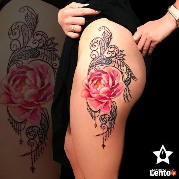 Kobiece Tatuaże Mokotusz Profesjonalne Studio Tatuażu