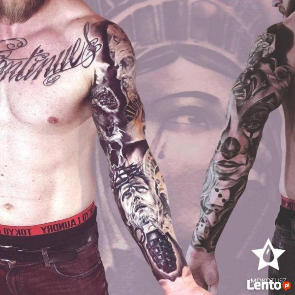 Mokotusz Profesjonalne Studio Tatuażu Warszawa