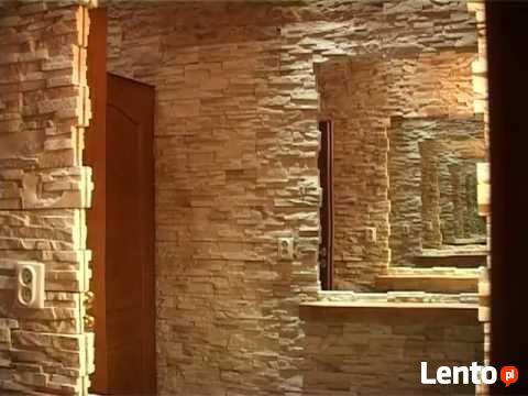 Kamień Dekoracyjny Cegła Santorini Z Fugą Panel 3d Producent
