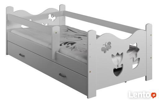 Komplet łóżko Miki B2 160x80 Materac Szuflada Radom