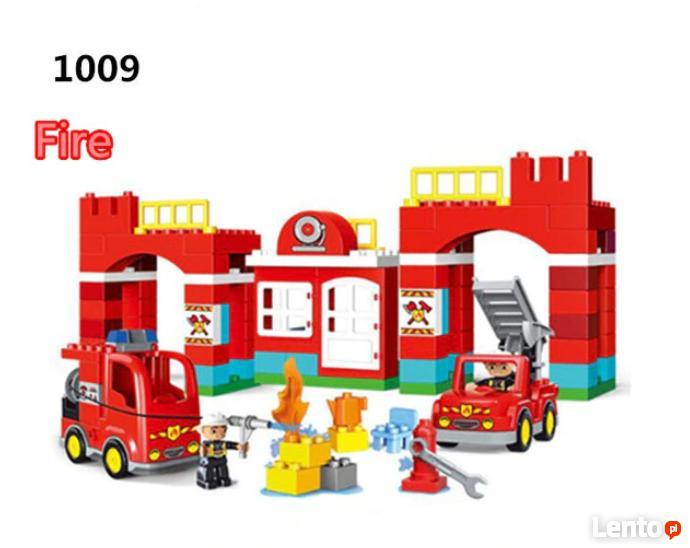 Archiwalne Sprzedam Klocki Kompatybilne Z Lego Duplo Strażnica Zabrzeg