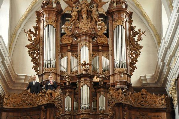 Muzyka Na Ślub Bydgoszcz - Trąbka, Organy