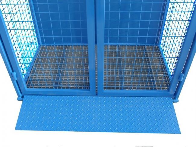 KLATKA BOX NA BUTLE GAZU TECHNICZNEGO PRODUCENT