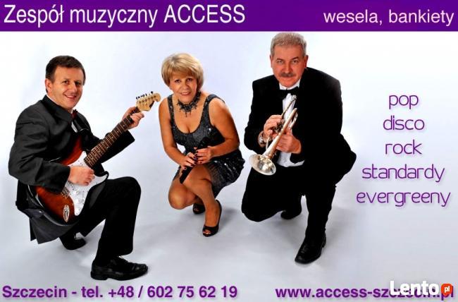 Zespół weselny ACCESS ze Szczecina - zachodniopomorskie