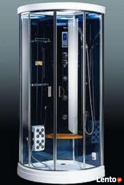 Montaż kabin prysznicowych wanien z hydromasażem 668-938-466