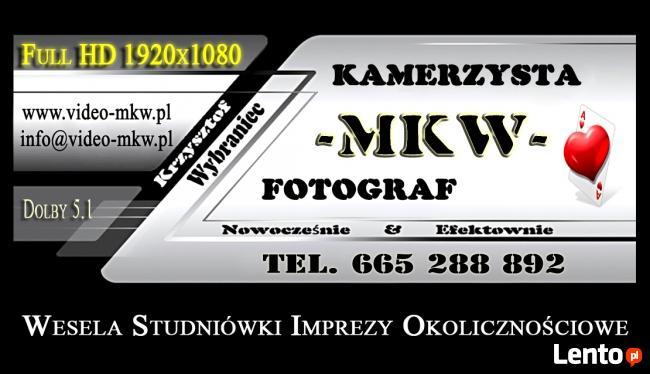 Wideofilmowanie Bydgoszcz FullHD & Fotografowanie 18mln