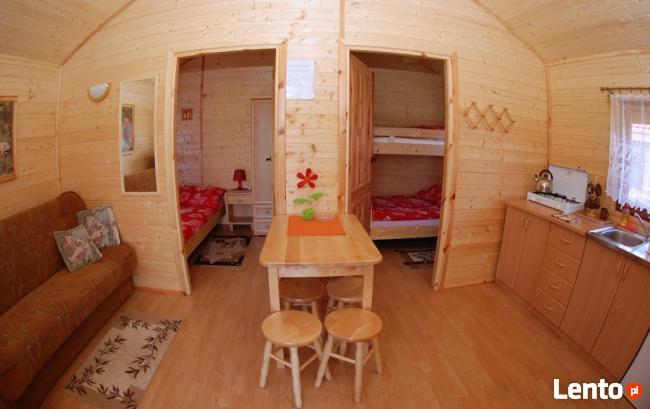 Komfortowe Domki Drewniane Lorelai
