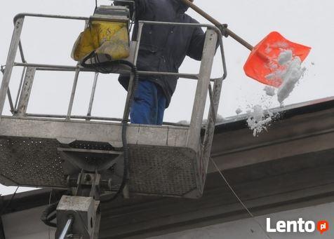 usługi elektryczne/podnośnik koszowy/zwyżka/odśnieżanie dach