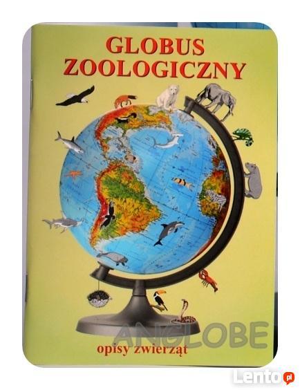 Globus 220 Zoologiczny + książeczka ze zwierzętami(+karton)