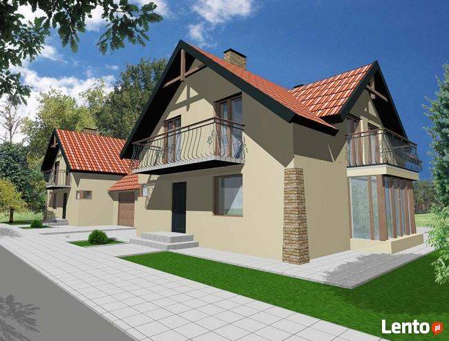 Projekty architektoniczno-budowlane