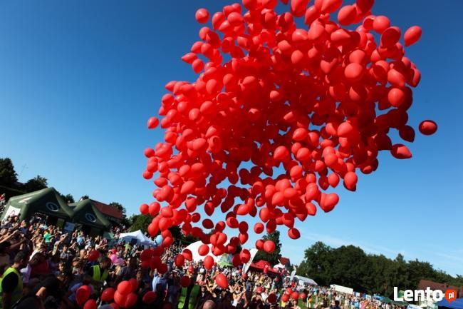 NAPELNIANIE BALONOW HELEM I POWIETRZEM SPRZEDAZ Balon WESELE