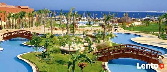 Hotel Grand Plaza - Egipt - wczasy - od 2150 zł !