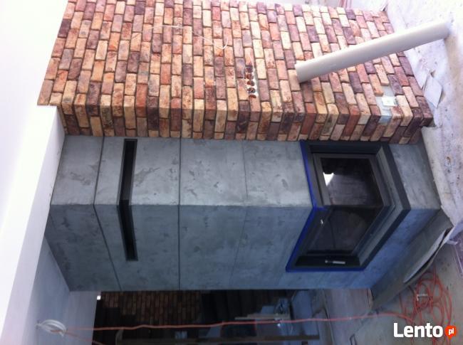 Wybitny Architektoniczny beton dekoracyjny Kraków Tarnów Katowice Skawina KW37