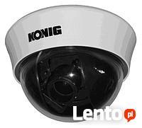 Monitoring, Alarm, Domofon, Powiadomienie GSM