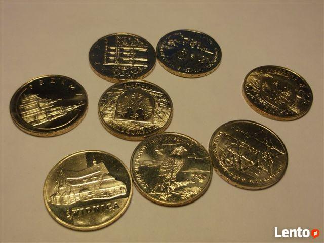 *OKAZJA* monety kolekcjonerskie NG 2 zł od 2006 r *SPRZEDAM*