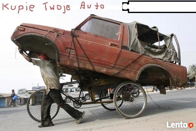 Kupie każde auto , osobowe lub dostawcze !