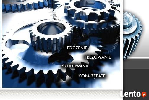 Produkcja kół zębatych, produkcja części zamiennych TANIO