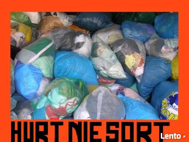 ODZIEZ UZYWANA - HURT NIESORT