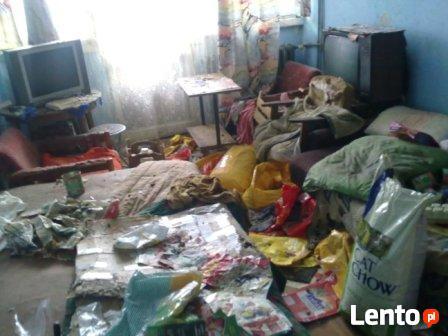 Sprzątanie miejsc śmierci,dezynfekcja mieszkań-Vector