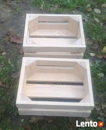 skrzynki drewniane do warzyw kielkowania ziemniakow i inne