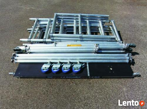 Rusztowania Aluminiowe SPAN 300 , SNAPPY i inne