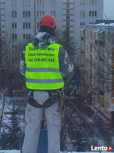 Profesjonalne Prace Alpinistyczne
