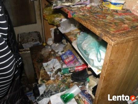 Sprzątanie piwnic,mieszkań komórek,Wywóz Mebli,Gruzu