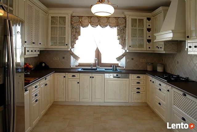 meble kuchenne oraz szafy na wymiar