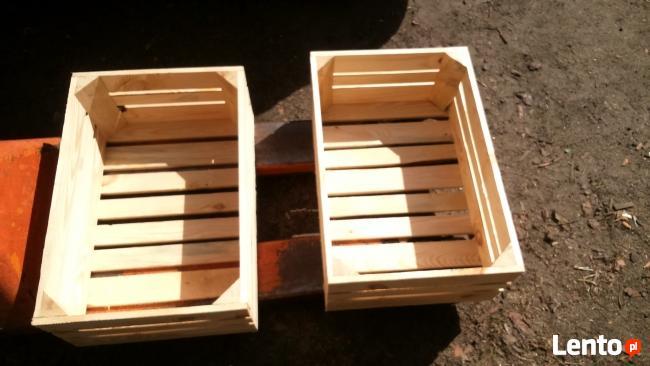 Skrzynki Drewniane Dekoracyjne Kołaczkowo