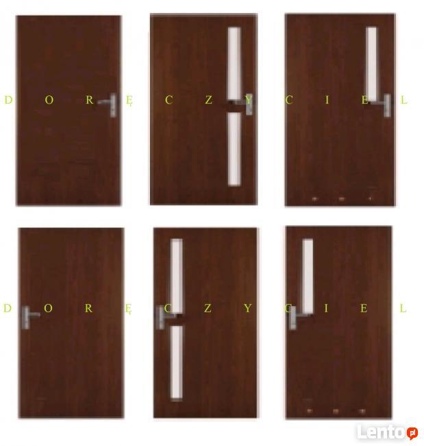 Skrzydło drzwiowe 80 lub 70 łazienkowe