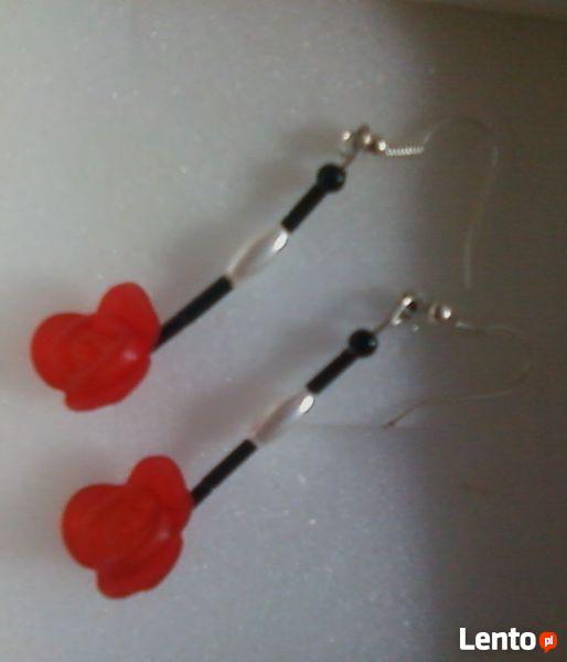 Urocze czerwone różyczki :)