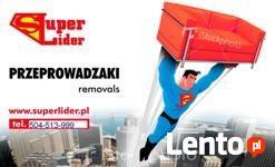 Super Lider PRZEPROWADZKI OSTRÓDA