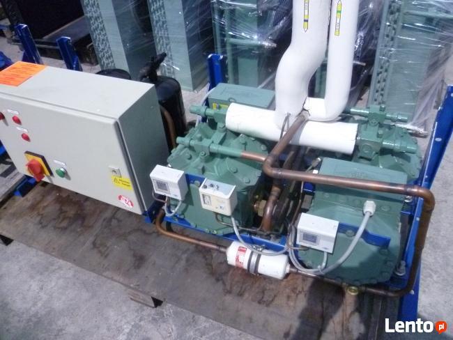 Używane agregaty chłodnicze kompresory do chłodni
