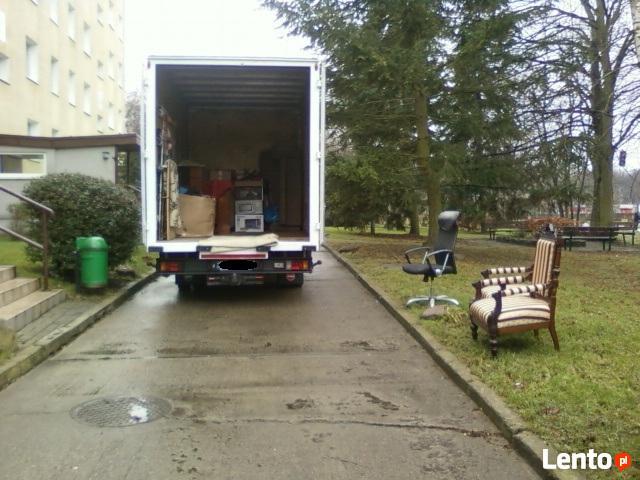 Przeprowadzki Gorzow Kraj Plus Ekipa Transport 667-903-199