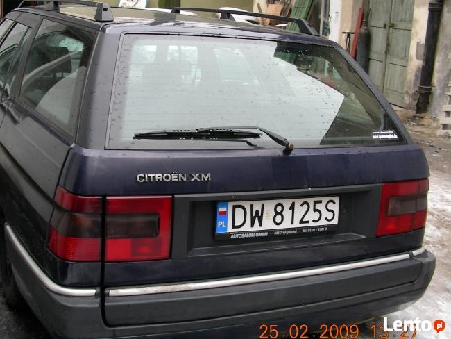 Citroen XM czesci