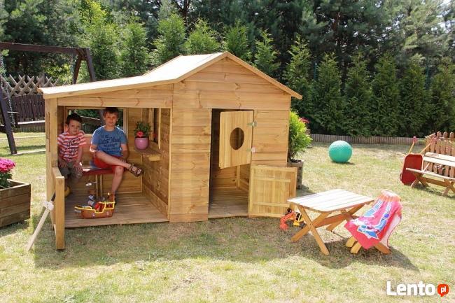 domek ogrodowy dla dzieci ela. Black Bedroom Furniture Sets. Home Design Ideas